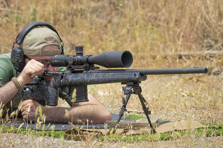 Video: Sabatti Tactical EVO US