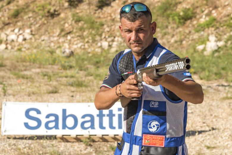 I fucili Sabatti vincono anche nel tiro a volo