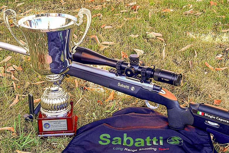 Le armi Sabatti vincono (quasi) sempre